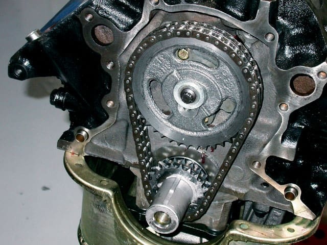Timing Chain and Timing Belts