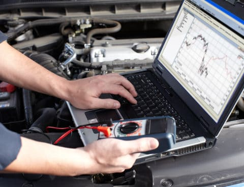 Automotive Diagnostics